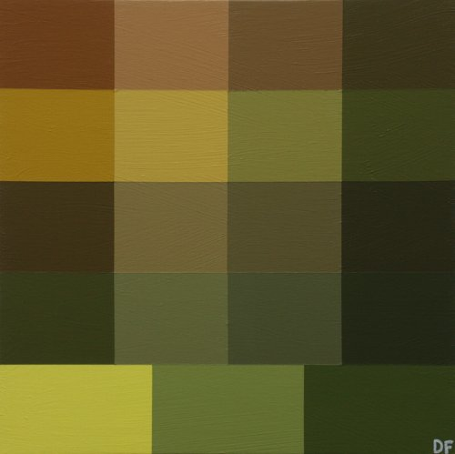 2018 Study of Neutral Browns with Yellow