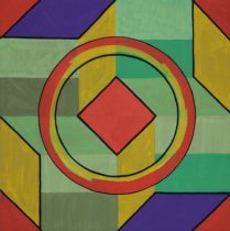 2011 Human Heat, For Kenneth Noland